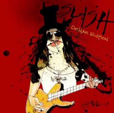 Slash - Slash [USA Deluxe 2CD Flac Edition] (2010)