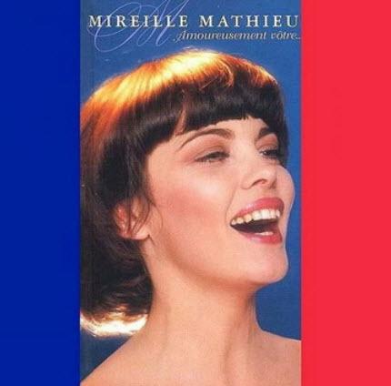 Mireille Mathieu - Amoureusement Votre [3CD Long-box] (2002)