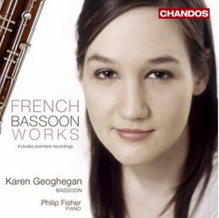 Karen Geoghegan - French Bassoon Works (2009)