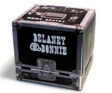 Delaney & Bonnie & Friends - On Tour With Eric Clapton Deluxe Edition Box Set