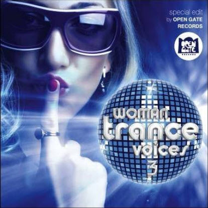 VA - Woman Trance Voices Vol.3 - 2010