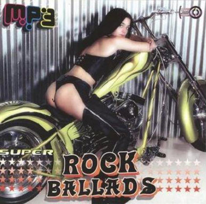 VA - Super Rock Ballads (2006)