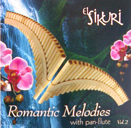 El, Sikuri, Romantic, Melodies, with, pan, flute, Vol