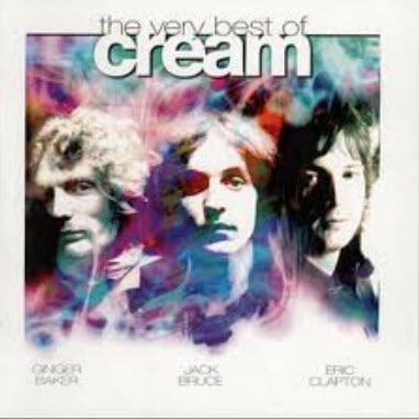 "Cream - ""The Very Best Of Cream"""