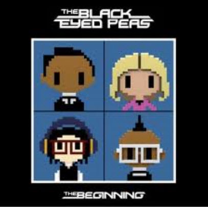 Black Eyed Peas - The Beginning (2010)