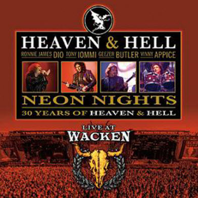 Heaven & Hell - Neon Nights: Live At Wacken (2010)
