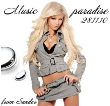 VA - Music paradise from Sander (28.11.10)
