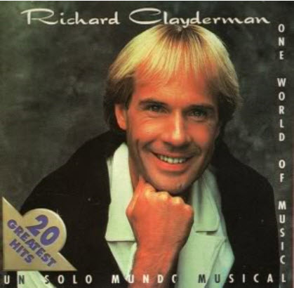 Richard Clayderman - One World Of Music