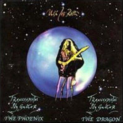 Uli Jon Roth - Transcendental Sky Guitar (2000)