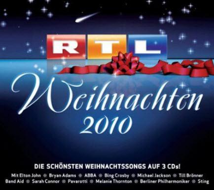 VA - RTL Weihnachten 2010 (2010)