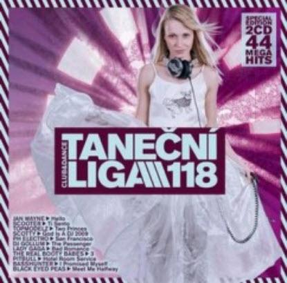 VA - Tanecni Liga 118 (2CD) 2010