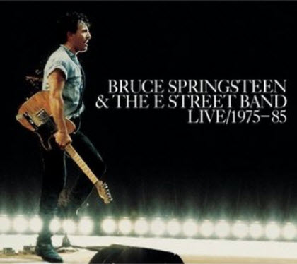 Bruce Springsteen & The E Street Band - Live 1975-85 (1986)