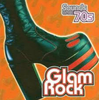 VA � The Sounds of the 70's Glam Rock