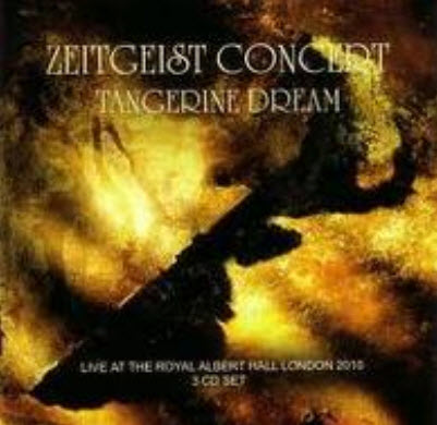 Tangerine Dream - 2010 - Zeitgeist Concert (3CD)