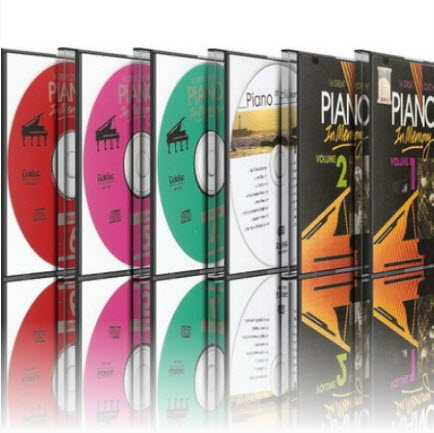 Piano In Memory - Instrumental 6CD (2010)