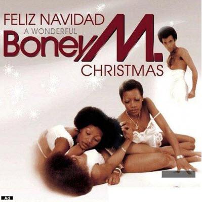 Boney M. - Feliz Navidad (2CD) - 2010