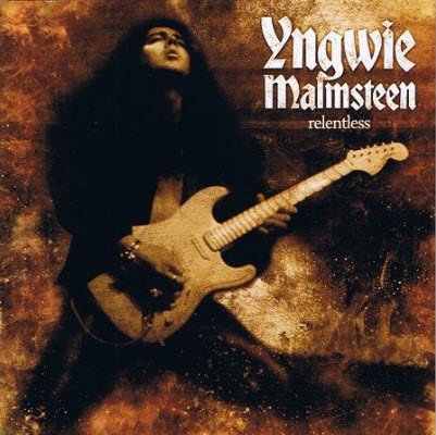 Yngwie Malmsteen - Relentless (2010) [FLAC] {Rising Force Records}