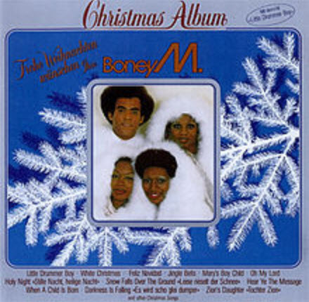 Boney M - Christmas Album - 1981