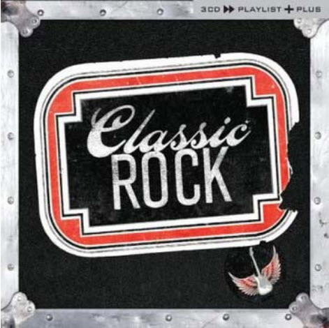 VA - Classic Rock (3CD) (2010)
