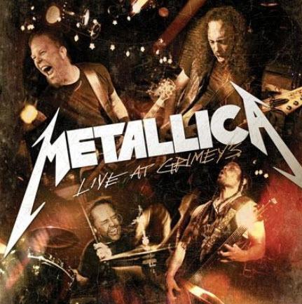 Metallica - Live at Grimey's (2010)