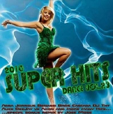 VA - Super Hits Dance Vol.23 (2010)