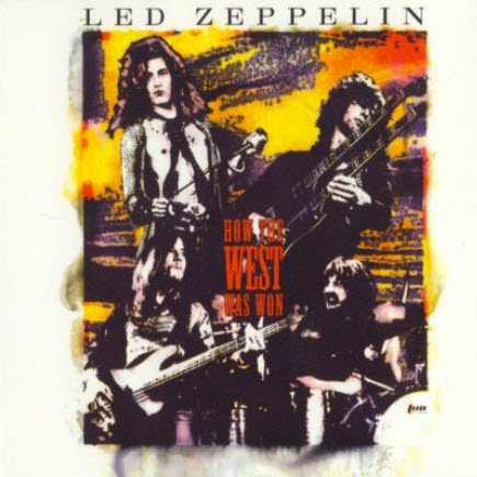 Led Zeppelin - How The West Was Won (3CD) 2003