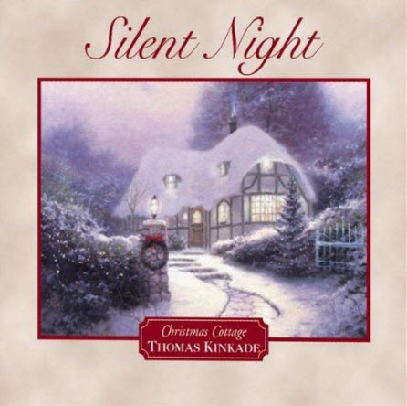 101 Strings - Silent Night: Thomas Kinkade (2004)
