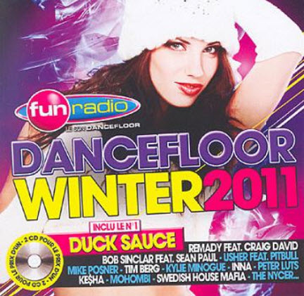 VA - FunRadio Dancefloor Winter 2011 (2CD) (2010)
