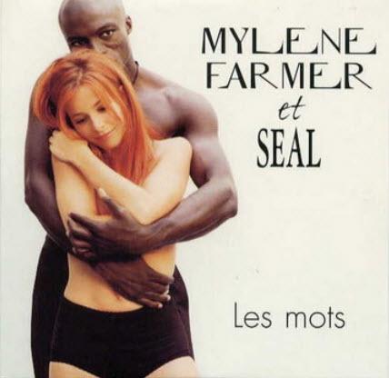 Mylene Farmer et Seal - Les Mots (2002)