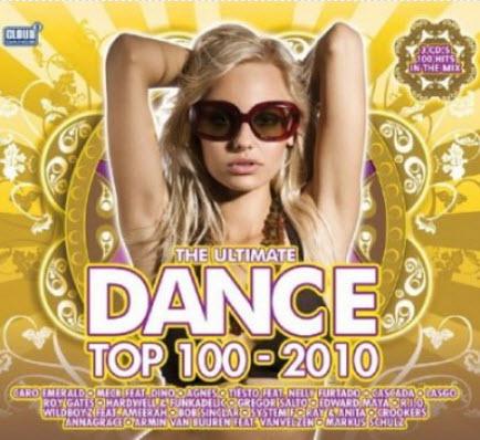 VA - The Ultimate Dance Top 100 (2010)