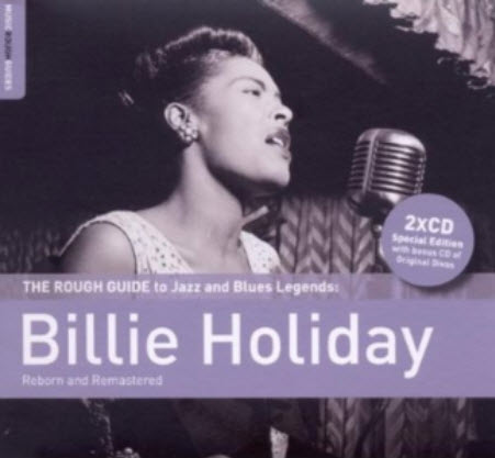VA - The Rough Guide to Jazz and Blues Legends: Billie Holiday (2010)