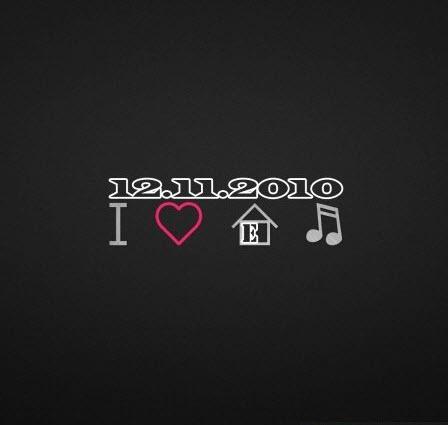 VA - I love electro house music (12.11.10)