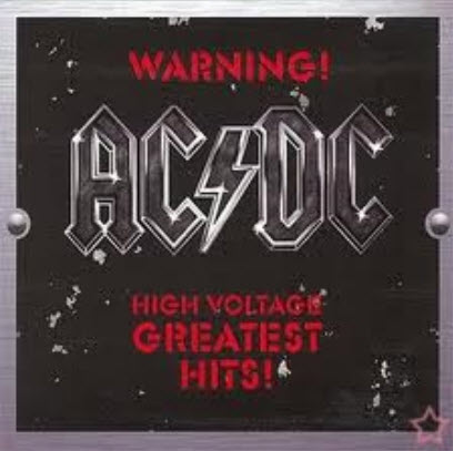 AC-DC - 2008 Warning! High Voltage (Greatest Hits) (2CD)