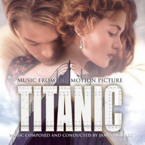 Titanic - Music From The Motion Picture [Mp3 320 kbps]