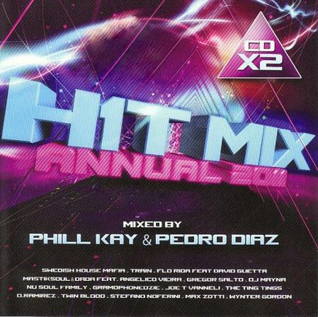 VA - HiT Mix Annual 2011 (2010)