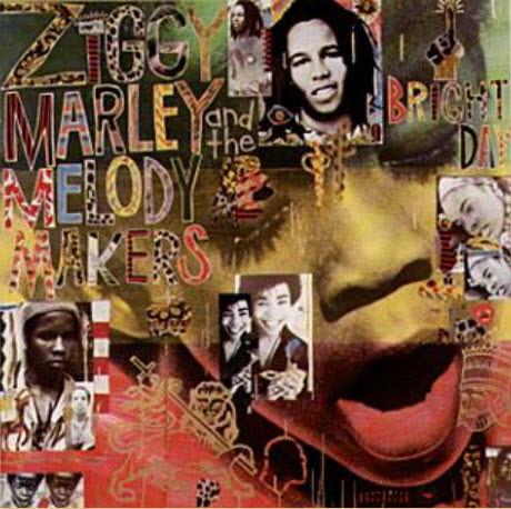 Ziggy Marley & The Melody Makers - One Bright Day (1989)