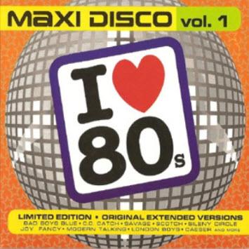 Maxi Disco Vol. 1 [Original Extended Versions]