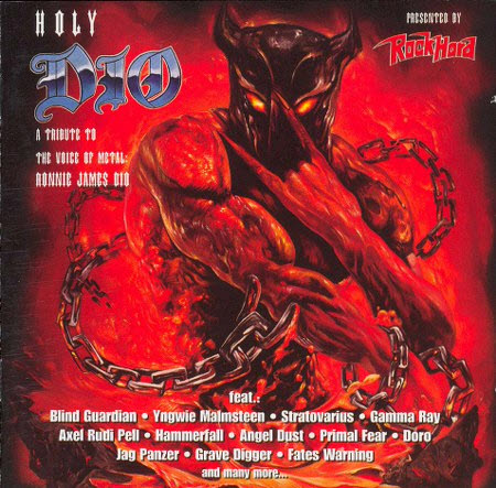VA - Holy Dio Tribute: A Tribute To The Voice Of Metal (2010)