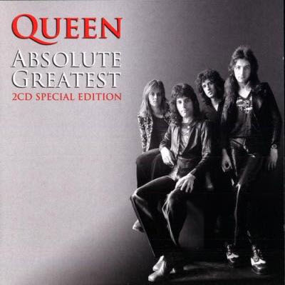 Queen - Absolute Greatest (Special Edition) (2009)