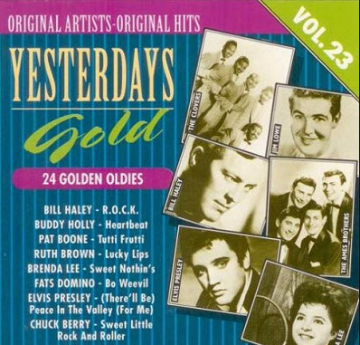 VA - Yesterdays Gold 120 - Golden Oldies (Vol.23)