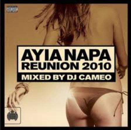 VA - Ayua Napa Reunion 2010 (Mixed by DJ Cameo) (2010)