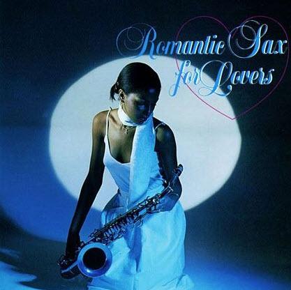 VA - Romantic Sax for Lovers (1985) (1991)