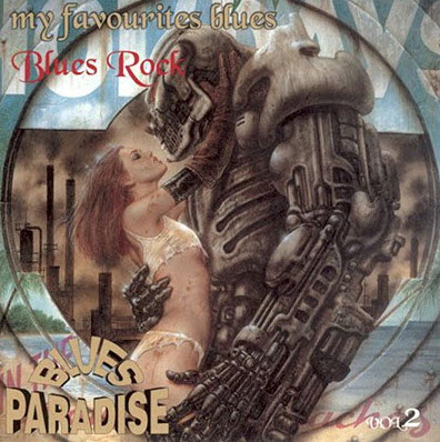VA - BLUES PARADISE My Favourites Blues Rock Vol.2 (2002)