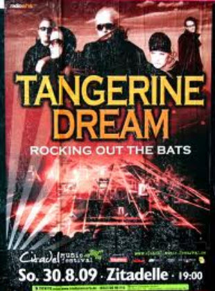 Tangerine Dream - Rocking Out The Bats (2009)