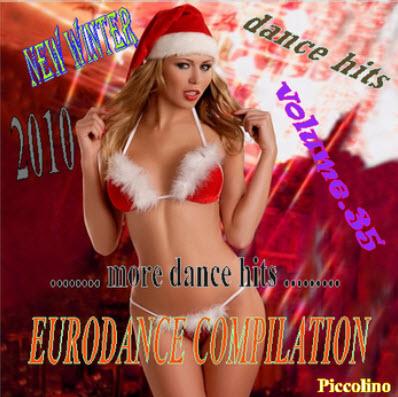 New winter dance hits vol.35 (2010)