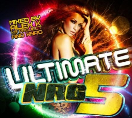Ultmate Nrg 5 (Mixed By Alex K2011)[