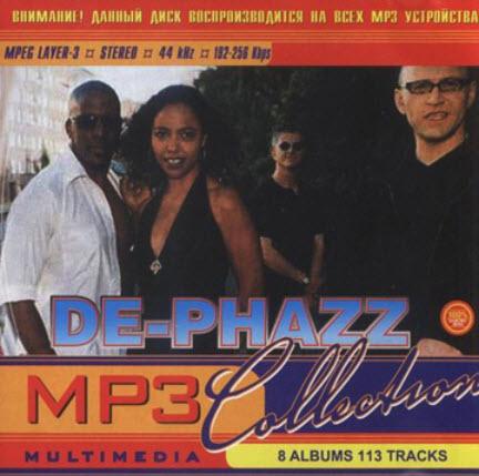 De-Phazz - Mp3 Collection (8CD) (1997-2005)