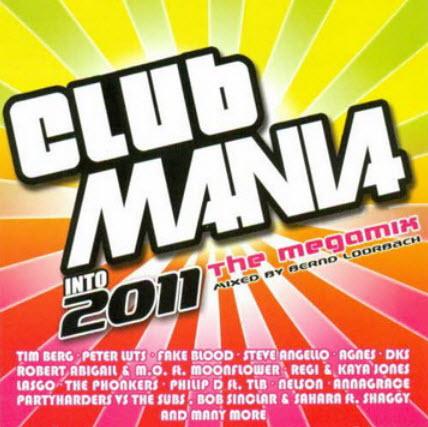 VA - Club Mania Into 2011 The Megamix (2010)