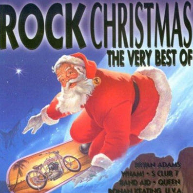 VA - The Very Best Of Rock Christmas (2CD) 2010