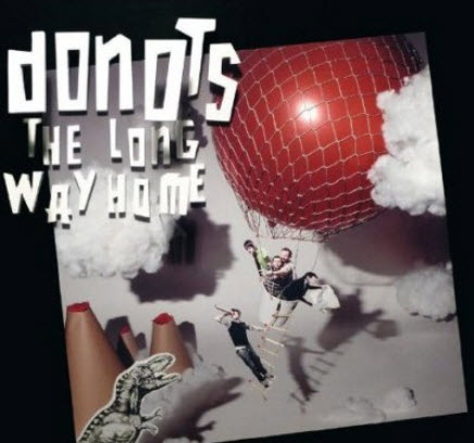 Donots - The Long Way Home (2010) FLAC